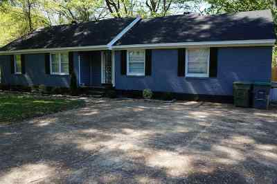 Memphis Single Family Home For Sale: 516 Clarice