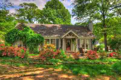 Memphis Single Family Home Contingent: 420 Colonial
