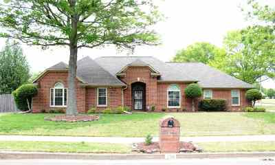 Collierville Single Family Home For Sale: 230 Strong
