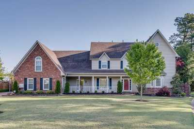 Collierville Single Family Home For Sale: 1100 Ravenna