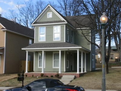 Memphis Condo/Townhouse For Sale: 248 Mill