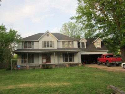 Ripley Single Family Home For Sale: 136 Barry White