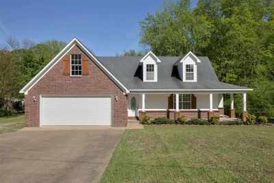 Tipton County Single Family Home For Sale: 140 Hickory Hollow