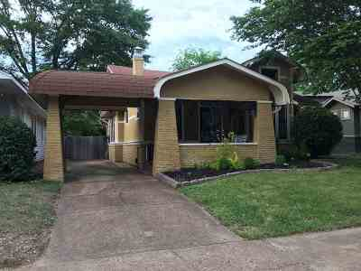 Memphis TN Single Family Home For Sale: $264,600