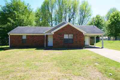 Tipton County Single Family Home For Sale: 29 Laurel