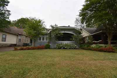 Memphis TN Single Family Home For Sale: $244,900