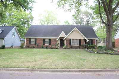 Germantown Single Family Home For Sale: 1940 Alder Branch
