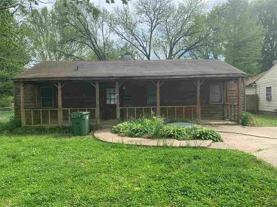 Shelby County Single Family Home For Sale: 4677 Montgomery