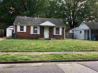 Shelby County Single Family Home For Sale: 4533 Janice
