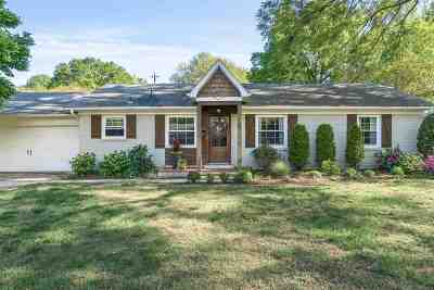 Memphis Single Family Home For Sale: 4271 Charleswood