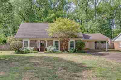 Germantown Single Family Home For Sale: 7201 Claiborne