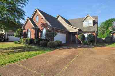Southaven Single Family Home For Sale: 2733 Mariah