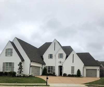Collierville Single Family Home Contingent: 608 Cypress Run