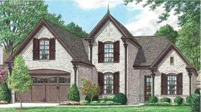 Olive Branch Single Family Home For Sale: 6274 Arlington
