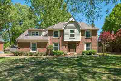 Collierville Single Family Home Contingent: 3540 Beaver Run