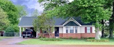 Munford Single Family Home Contingent: 52 Reeder