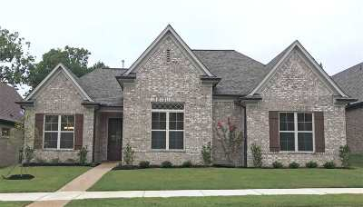 Olive Branch Single Family Home For Sale: 5314 Stonecrest