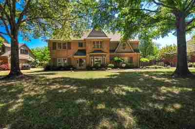 Collierville Single Family Home For Sale: 2640 Dibrell Trail