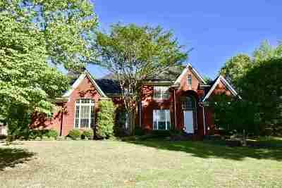 Olive Branch Single Family Home For Sale: 8354 Belmor Lakes