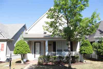 Single Family Home For Sale: 1420 Island Town