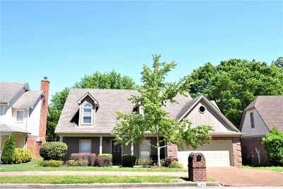 Collierville Single Family Home For Sale: 1318 Squire Dudney