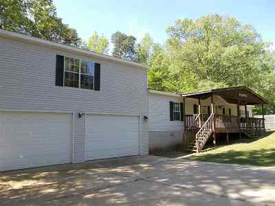 Counce Single Family Home For Sale: 210 Pinecrest