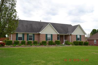 Atoka Single Family Home For Sale: 195 Walker