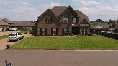 Atoka Single Family Home For Sale: 36 Coffeetree