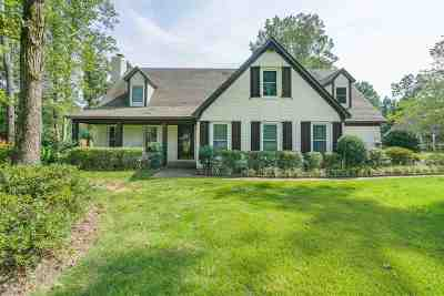 Byhalia Single Family Home Contingent: 54 Oak Grove