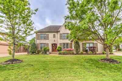Collierville Single Family Home For Sale: 1223 Desert Pine