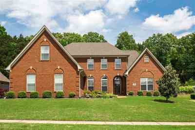 Bartlett Single Family Home Contingent: 8778 Carriage Creek