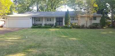 Single Family Home For Sale: 5419 Pecan Grove