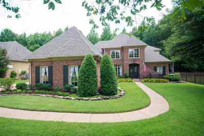 Collierville Single Family Home For Sale: 4589 Whisper Spring