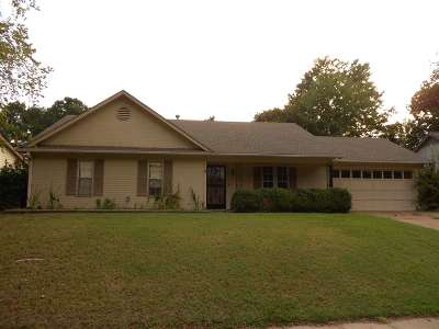 Lakeland Single Family Home Contingent: 3041 Hepplewhite