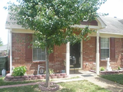 Memphis Condo/Townhouse Contingent: 2574 Reese Point