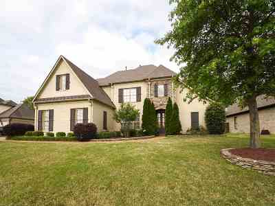 Collierville Single Family Home Contingent: 1621 Brackenshire