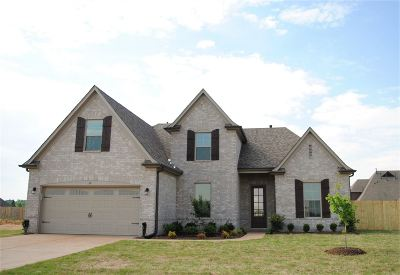 Olive Branch Single Family Home For Sale: 6363 Darwood