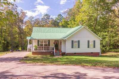 Selmer Single Family Home For Sale: 134 N Oakwood