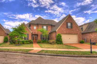 Collierville TN Single Family Home Contingent: $389,900