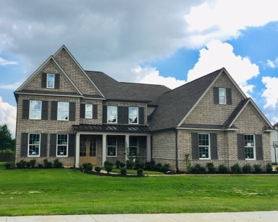 Collierville Single Family Home For Sale: 444 Tender Oaks