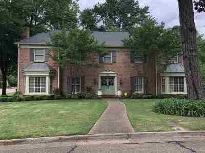 Germantown Single Family Home Contingent: 2835 Hunters Forest