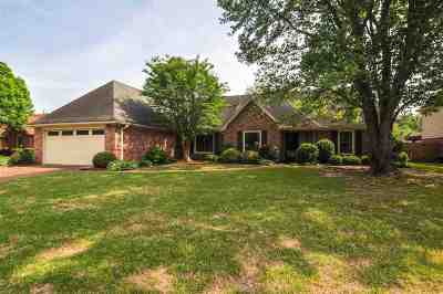 Memphis TN Single Family Home Contingent: $225,000
