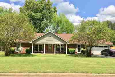 Collierville Single Family Home Contingent: 154 Bancroft