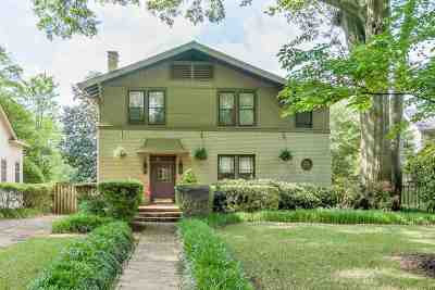Single Family Home Contingent: 2355 S Strathmore