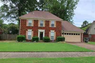 Bartlett Single Family Home Contingent: 5917 Sycamore Manor