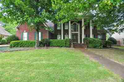 Collierville Single Family Home For Sale: 609 Roxburgh