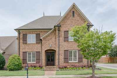 Collierville Single Family Home For Sale: 1882 Wycliffe