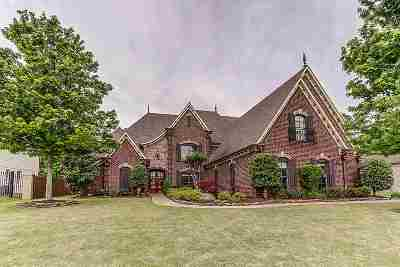 Collierville Single Family Home For Sale: 1759 Amber Grove