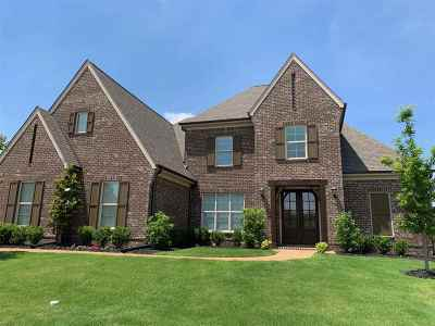Collierville Single Family Home For Sale: 621 Cypress Knoll