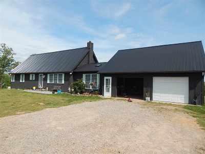 Morris Chapel Single Family Home For Sale: 4345 Glendale
